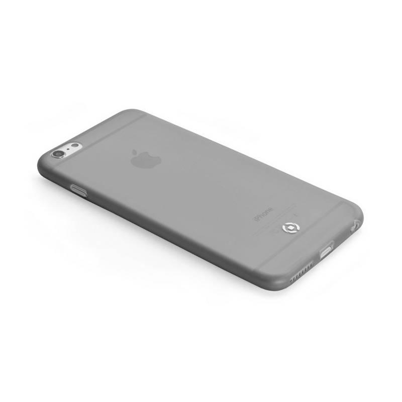 Kryt na mobil Celly Frost pro Apple iPhone 6/6S (FROSTIP6SBK) čierny