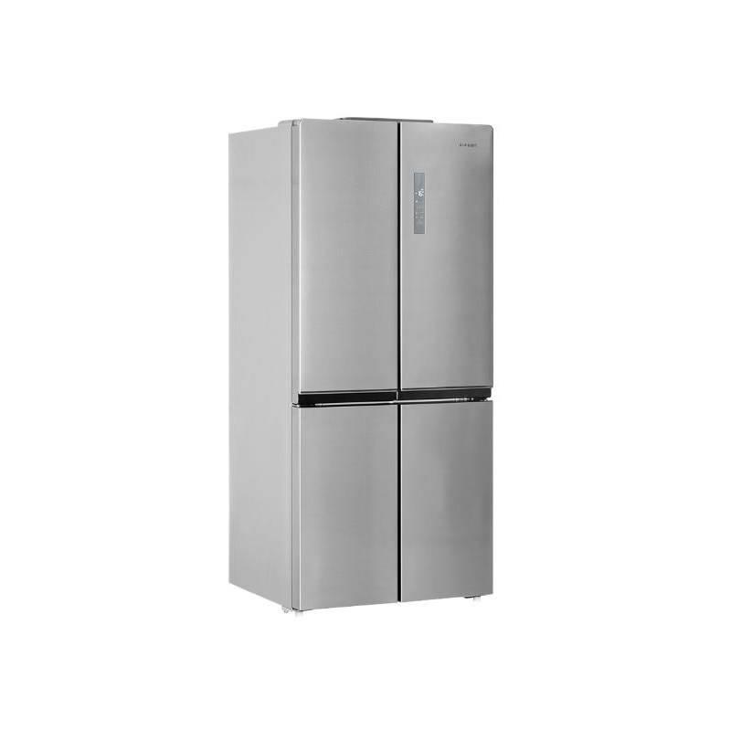 Kombinácia chladničky s mrazničkou Concept SINFONIA LA8983ss nerez + Doprava zadarmo