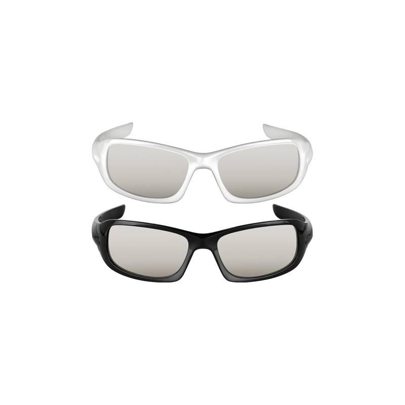 aa96b3c70 3D okuliare SONOROUS polarizační, pasivní, pro 3D TV (364374)