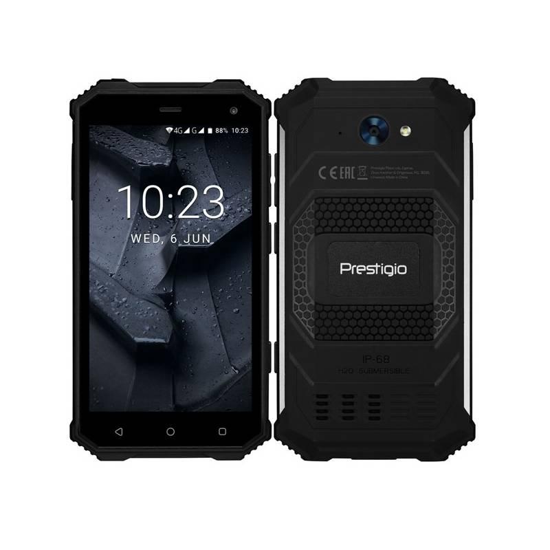 Mobilný telefón Prestigio Muze G7 Dual SIM (PSP7550DUOBLACK) čierny Software F-Secure SAFE, 3 zařízení / 6 měsíců (zdarma)