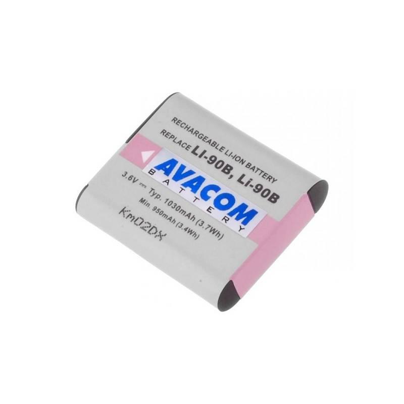 Batéria Avacom pro Olympus LI-90B/LI-92B Li-ion 3.7V 1080mAh (DIOL-LI90-836N2)