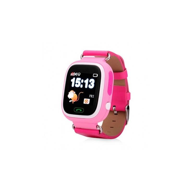 060032b33 Chytré hodinky Helmer LK 703 dětské (Helmer LK 703 P) růžový (vrácené zboží  2900002686)