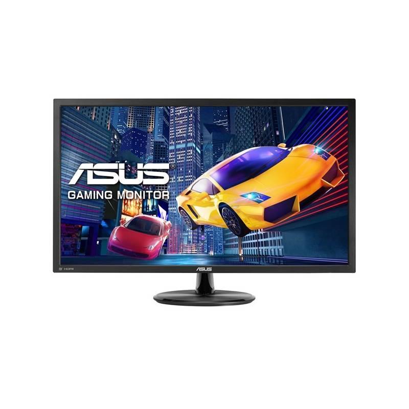 Monitor Asus VP28UQG Gaming (90LM03M0-B01170) čierny + Doprava zadarmo