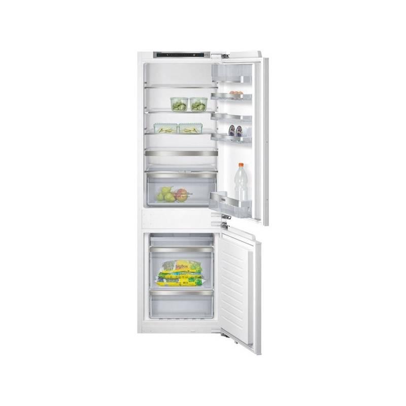 Chladnička s mrazničkou Siemens KI86NAD30 bílé