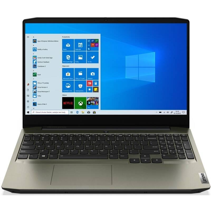 Notebook Lenovo Creator 5 15IMH05 (82D4005YCK) zelený