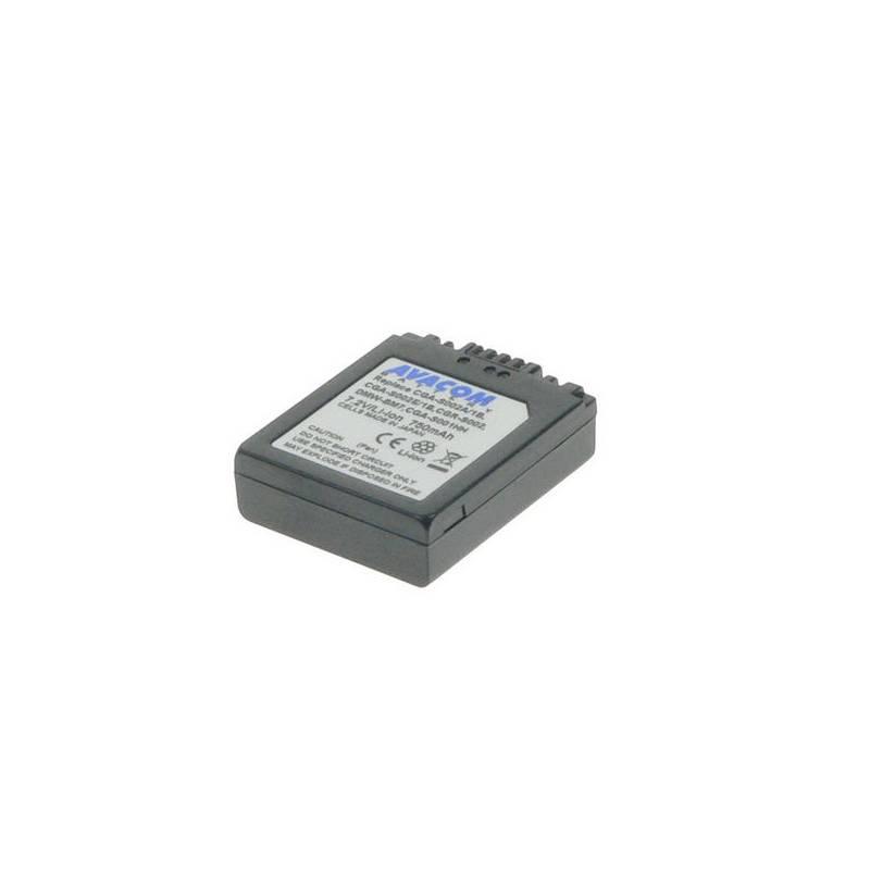 Akumulátor Avacom pro Panasonic CGA-S002/DMW-BM7 Li-ion 7,2V 750mAh (DIPA-S002-532)