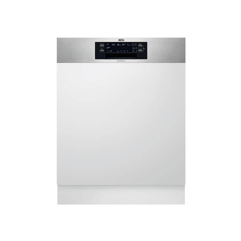 Umývačka riadu AEG Mastery FEE63700PM + Doprava zadarmo