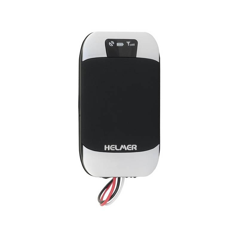 GPS lokátor Helmer LK 507 pro sledování pohybu motocyklů (Helmer LK 507)