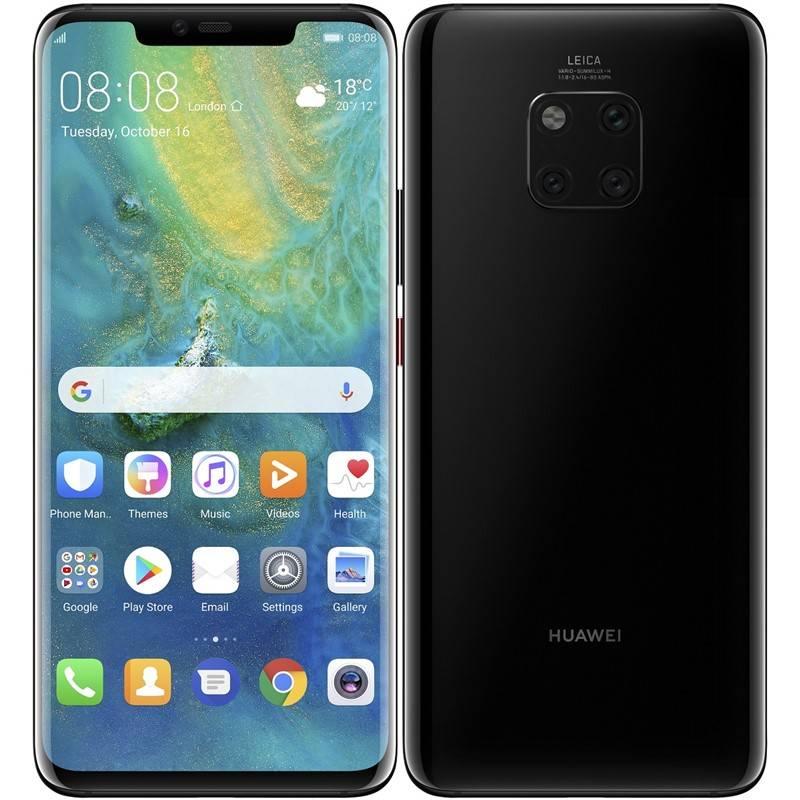 Mobilný telefón Huawei Mate 20 Pro (SP-MATE20PDSBOM) čierny Software F-Secure SAFE, 3 zařízení / 6 měsíců (zdarma)
