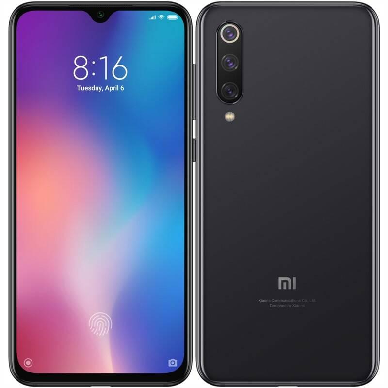 Mobilní telefon Xiaomi MI 9 SE 128 GB Dual SIM (23012) černý