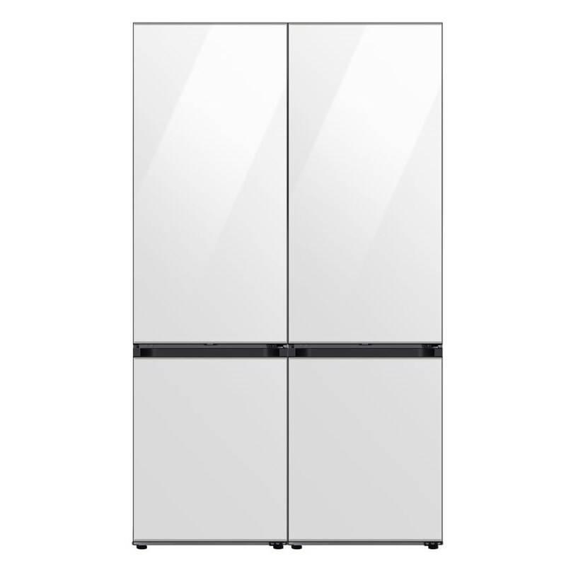 Americká chladnička Samsung Bespoke RB7300T RB38A7B6D12/EF + spojovací sada RA-C00K3BAA biela + Doprava zadarmo
