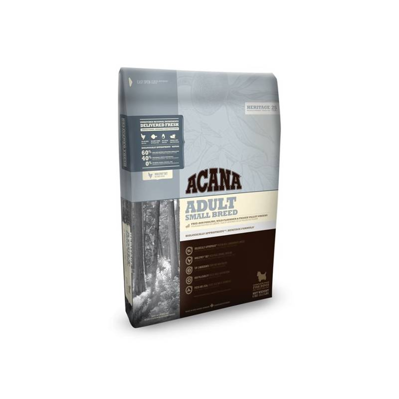 Granuly Acana Dog Heritage Adult Small Breed 2 kg