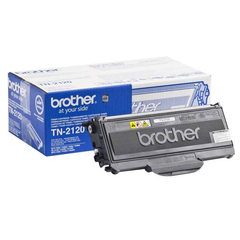 Toner Brother TN-2110, 1500 stran (TN2110) čierny