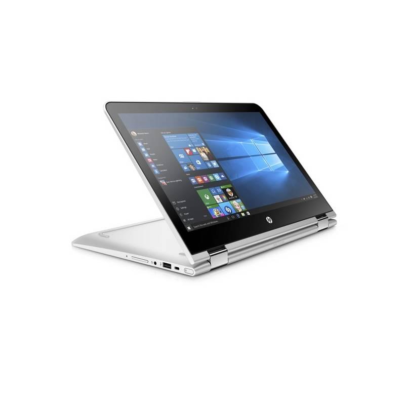 Notebook HP Pavilion x360 13-u103nc (Z3F64EA#BCM) strieborný + Doprava zadarmo