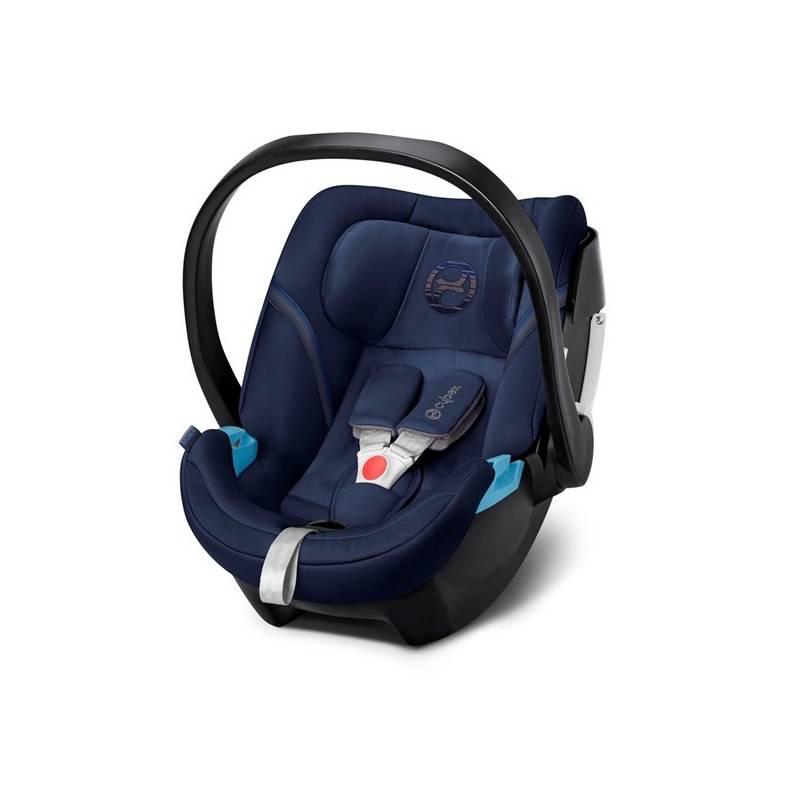 Autosedačka Cybex Aton 5 2018, 0-13kg, Denim Blue + Doprava zadarmo