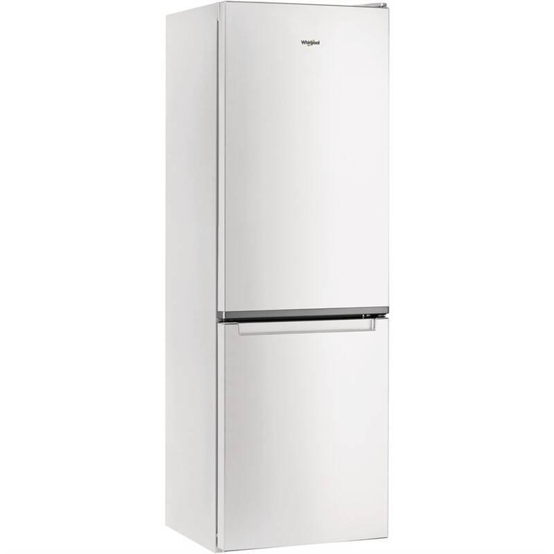 Kombinácia chladničky s mrazničkou Whirlpool W5 811E W biela + Extra zľava 10 % | kód 10HOR2020 + Doprava zadarmo
