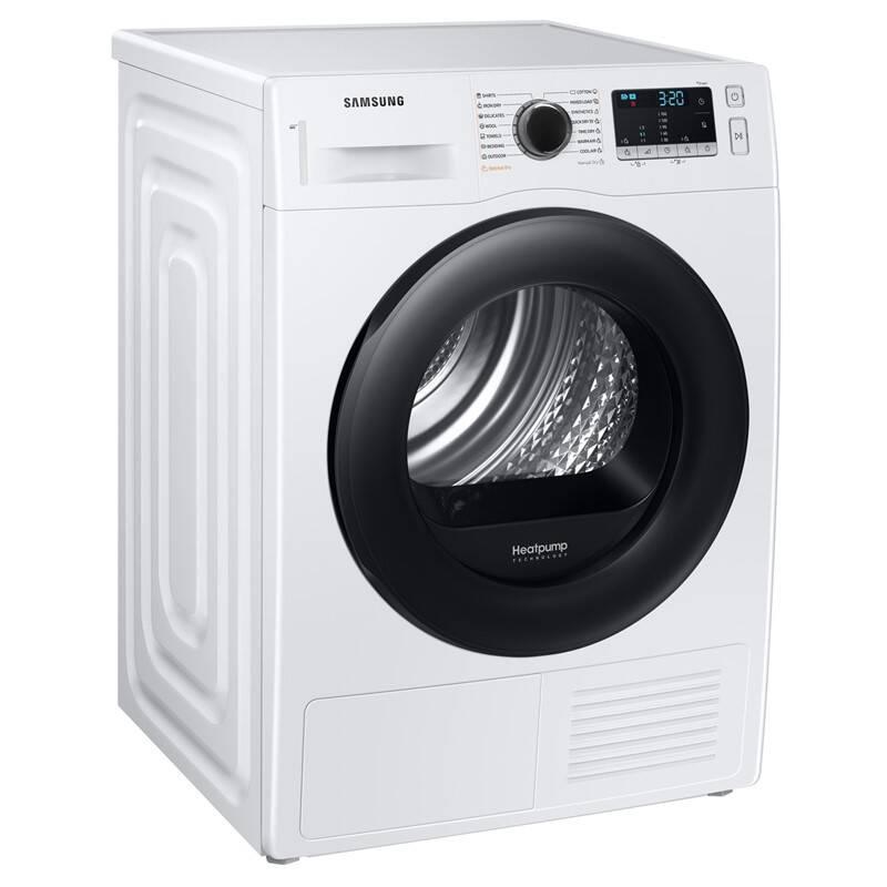 Sušička bielizne Samsung DV80TA220AE/LE biela + Doprava zadarmo