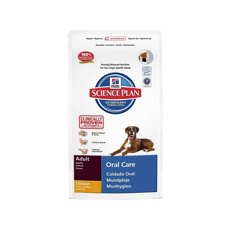 Granule Hill's Canine Dry Oral Care 5 kg
