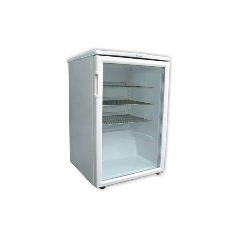 Chladiaca vitrína Snaige CD140-1002 biela + dodatočná zľava 10 %