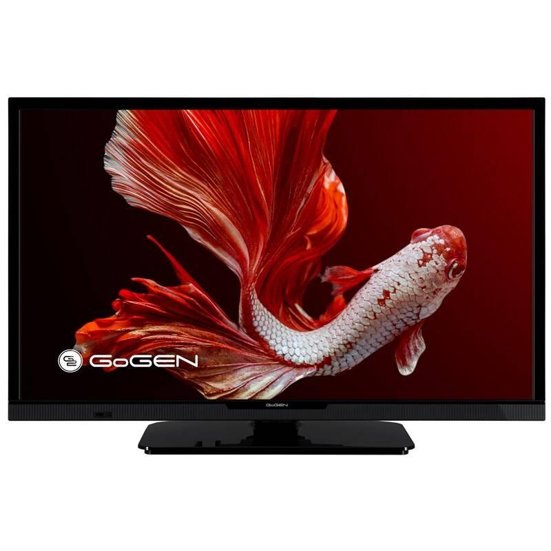 Televízor GoGEN TVH 24P452T čierna + Doprava zadarmo