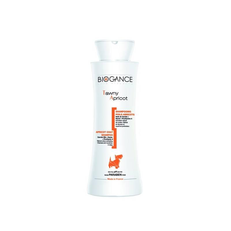 Šampón Biogance Tawny apricot - pro žlutohnědou srst 250 ml