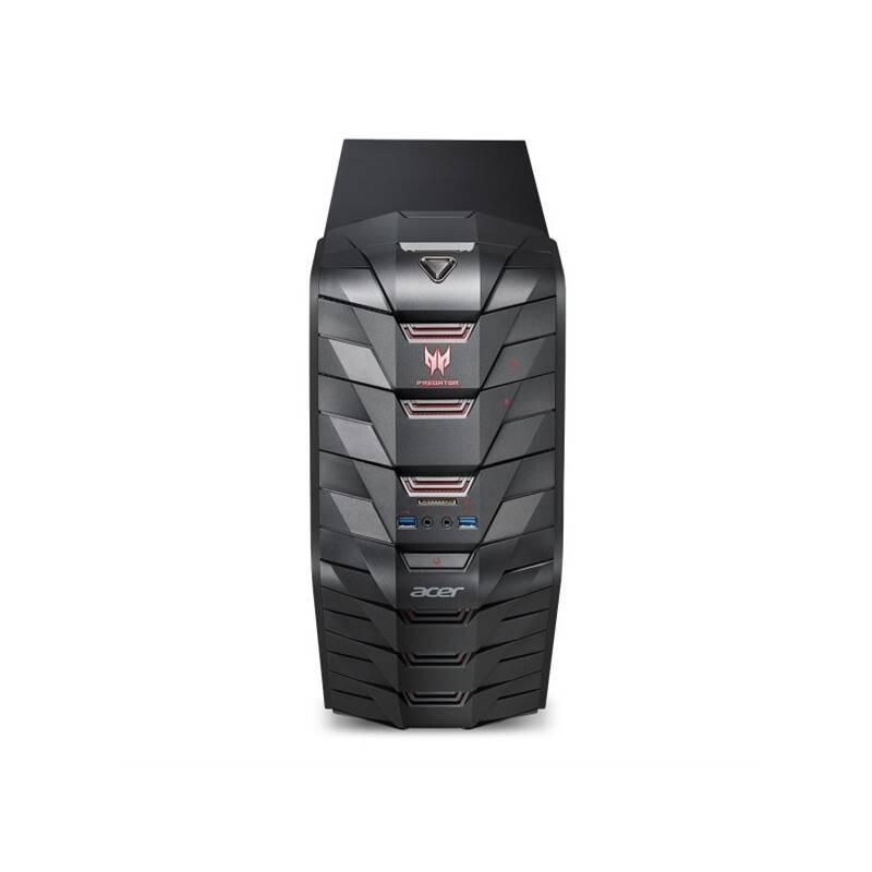 Stolní počítač Acer Predator AG3-710 (DG.E08EC.004) černý