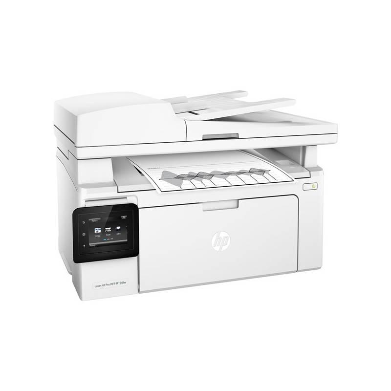 Tlačiareň multifunkčná HP LaserJet Pro MFP M130fw (G3Q60A#B19)