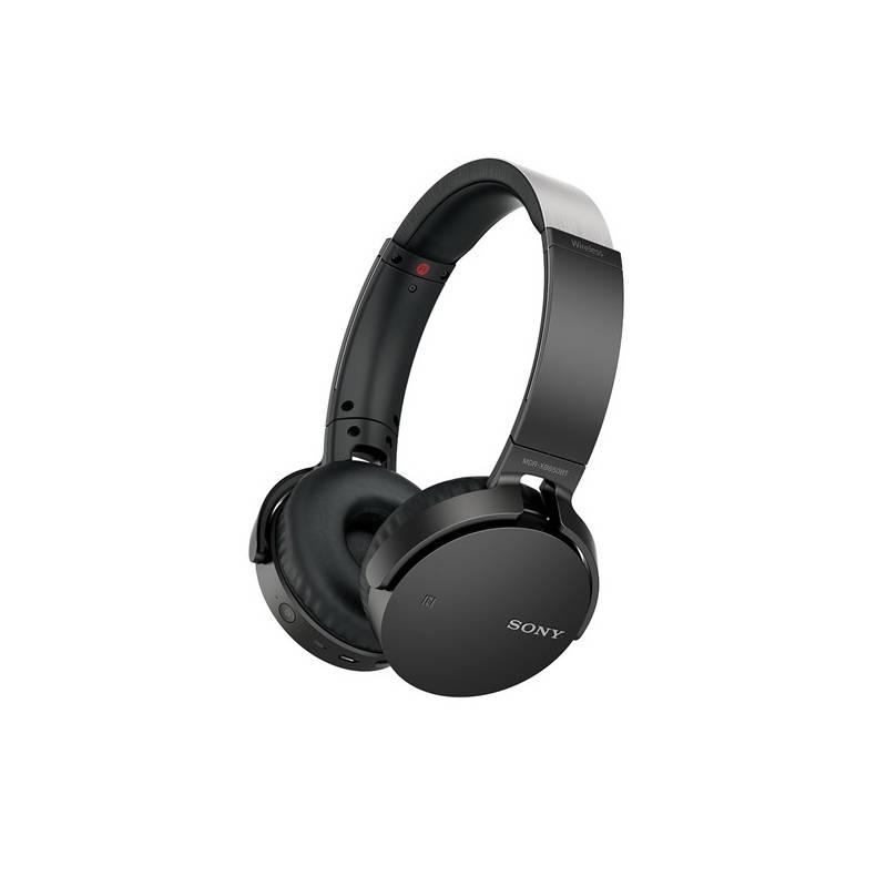 Slúchadlá Sony MDR-XB650BT (MDRXB650BTB.CE7) čierna