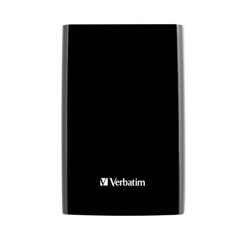 """Externí pevný disk 2,5"""" Verbatim Store 'n' Go 1TB (53023) černý"""