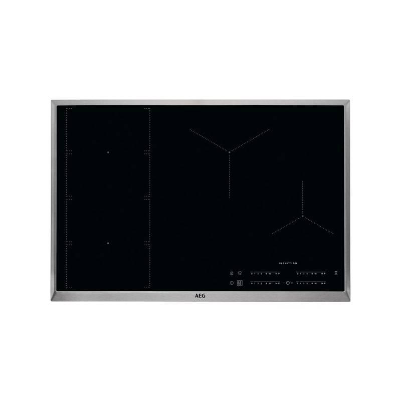 Indukčná varná doska AEG Mastery IKE84471XB čierna + Doprava zadarmo