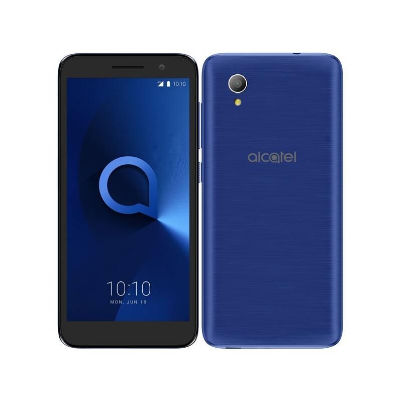 Mobilný telefón ALCATEL 1 5033D Dual SIM (5033D-2BALE11) modrý Software F-Secure SAFE, 3 zařízení / 6 měsíců (zdarma)