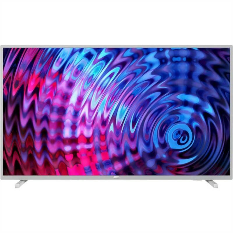 Televize Philips 43PFS5823 stříbrná