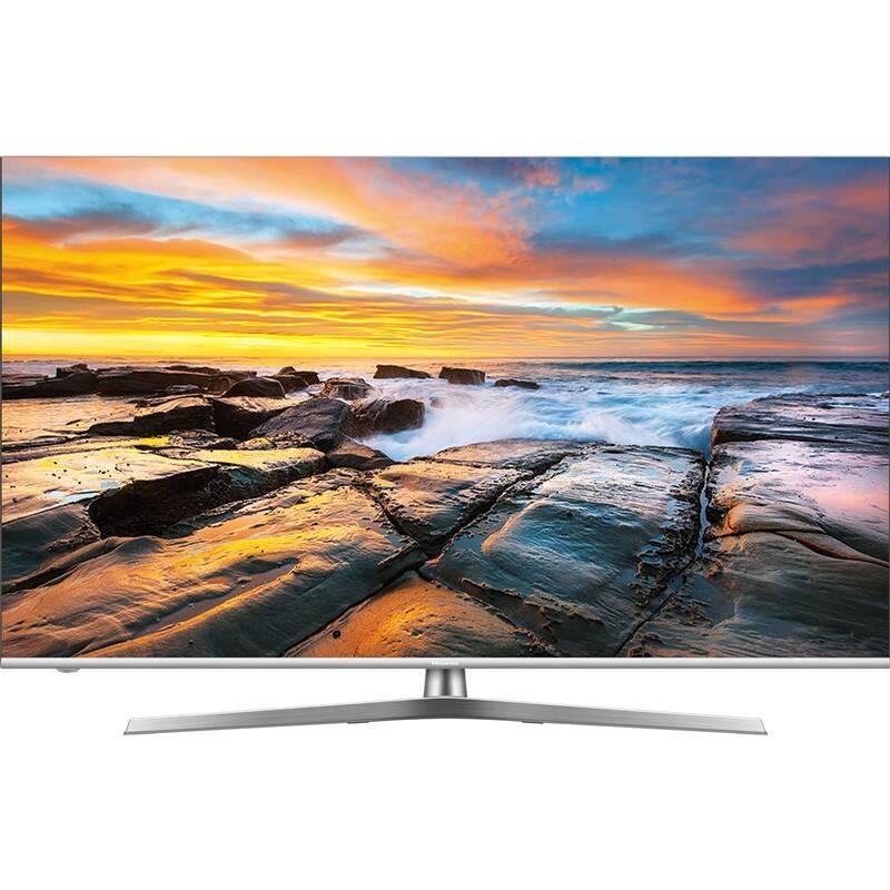 Televízor Hisense H55U8B čierna/strieborná + Doprava zadarmo