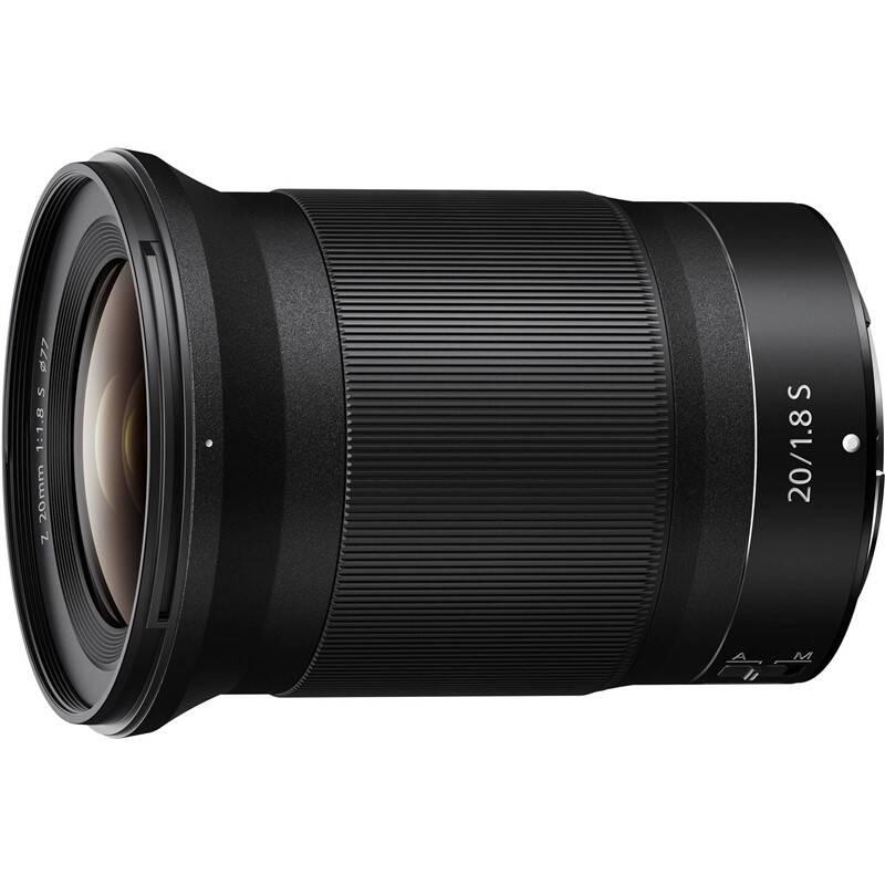 Objektív Nikon NIKKOR Z 20 mm f/1.8 S (JMA104DA) čierny + Doprava zadarmo