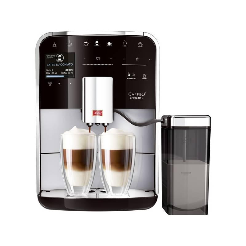 Espresso Melitta Barista TS Smart Stříbrné strieborné + Doprava zadarmo