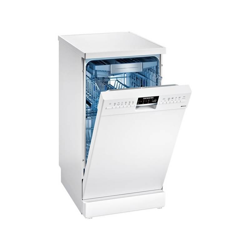 Umývačka riadu Siemens speedMatic SR256W01TE biela + Doprava zadarmo