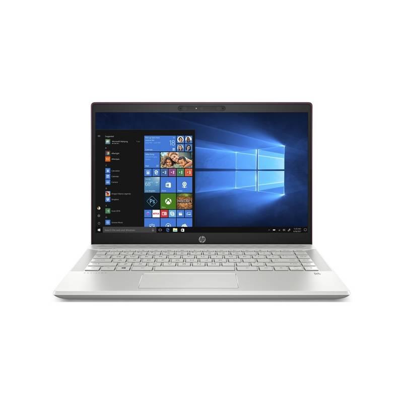Notebook HP Pavilion 14-ce0006nc (4ML78EA#BCM) červený Software F-Secure SAFE, 3 zařízení / 6 měsíců (zdarma) + Doprava zadarmo