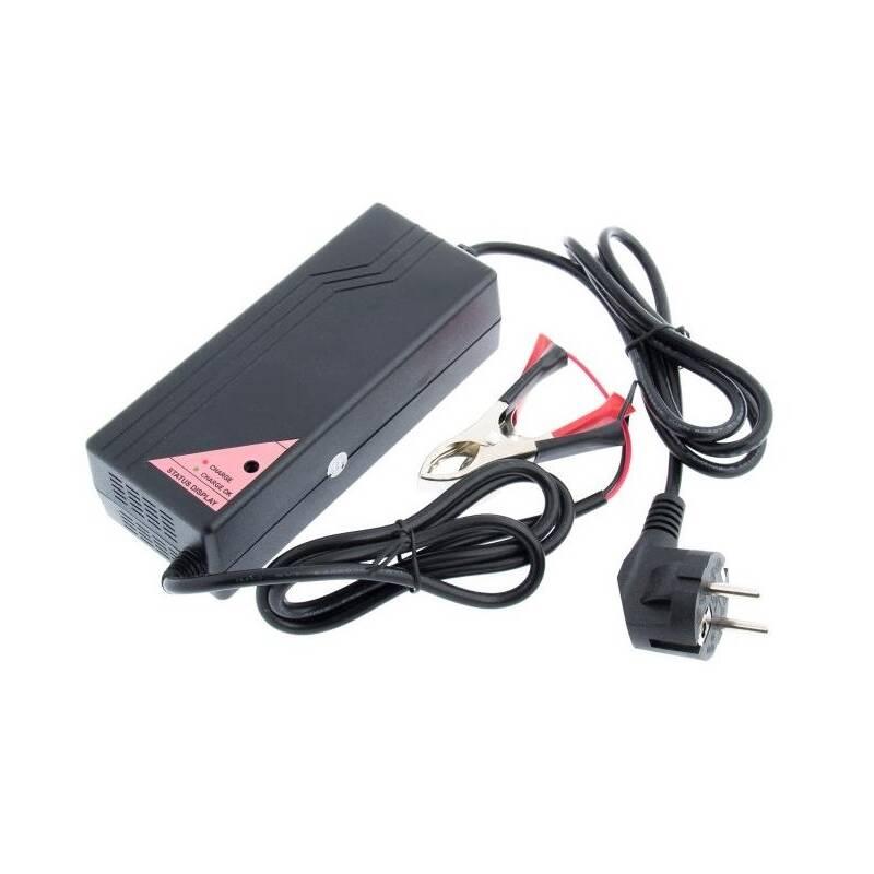 Nabíjačka Avacom WILSTAR 12V/10A pro olověné AGM/GEL akumulátory (40 - 130Ah) (NAPB-WI12-10000) + Doprava zadarmo