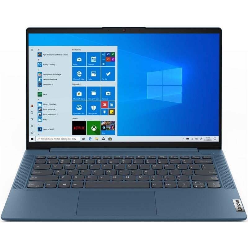 Notebook Lenovo IdeaPad 5-14 (82FE00K3CK) modrý