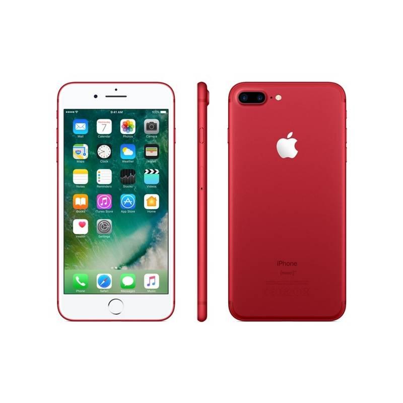 Mobilný telefón Apple iPhone 7 Plus 256 GB - (PRODUCT) Red (MPR62CN/A) Software F-Secure SAFE, 3 zařízení / 6 měsíců (zdarma) + Doprava zadarmo