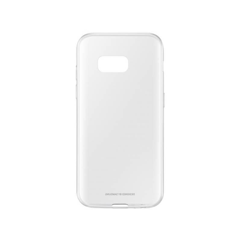 Kryt na mobil Samsung Clear Cover pro Galaxy A3 2017 (EF-QA320T) (EF-QA320TTEGWW) priehľadný