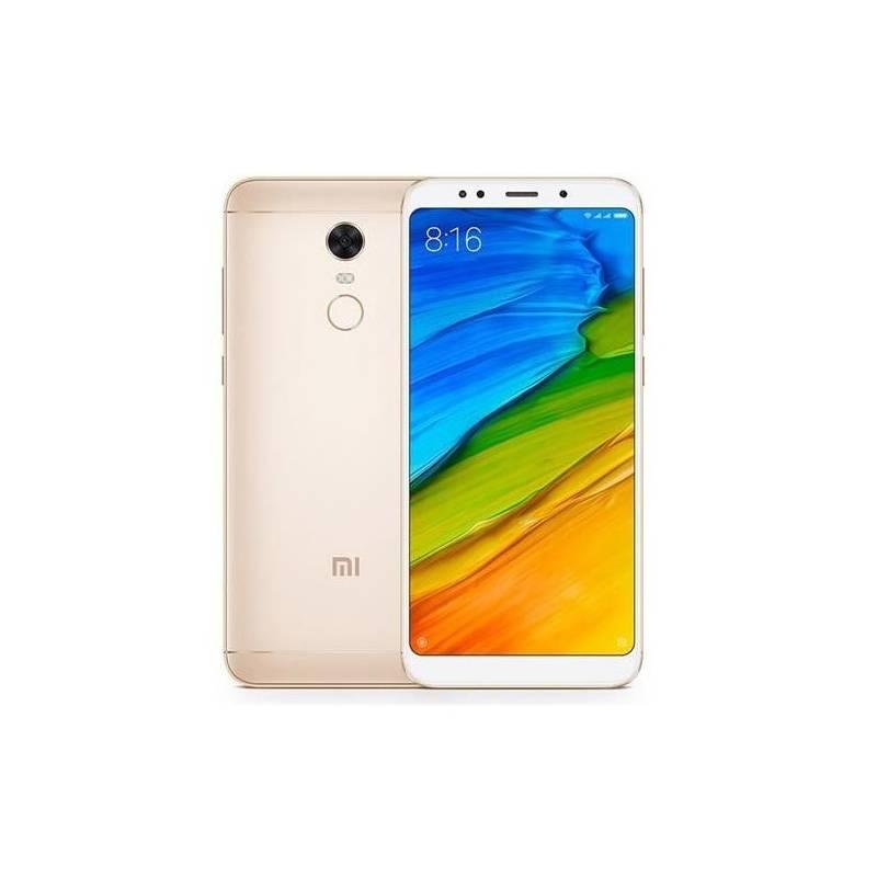 Mobilný telefón Xiaomi Redmi 5 Plus 32 GB (17836) zlatý Software F-Secure SAFE, 3 zařízení / 6 měsíců (zdarma)