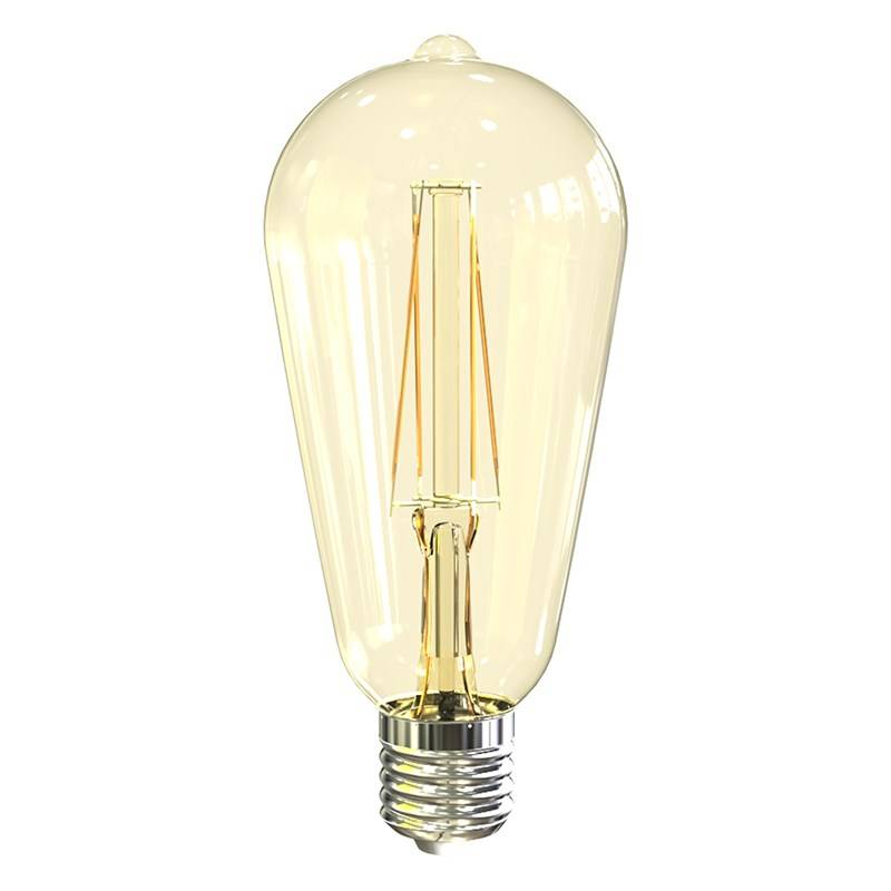 LED žiarovka McLED E27, 7 W, teplá bílá 2400K (447974)