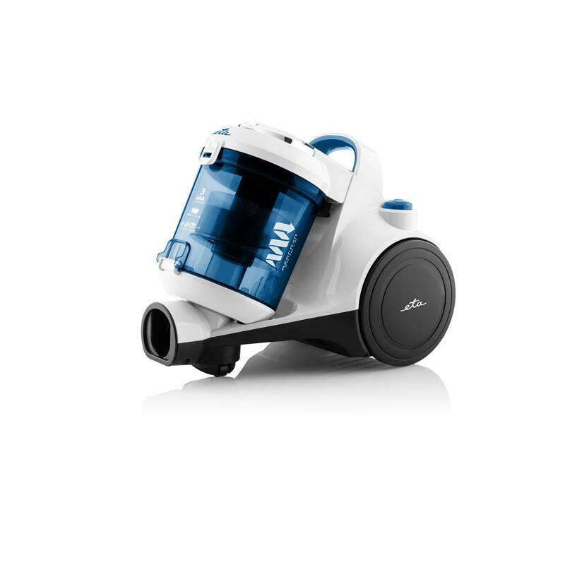 Podlahový vysávač ETA Ambito 0516 90000 biely/tyrkysový + Doprava zadarmo