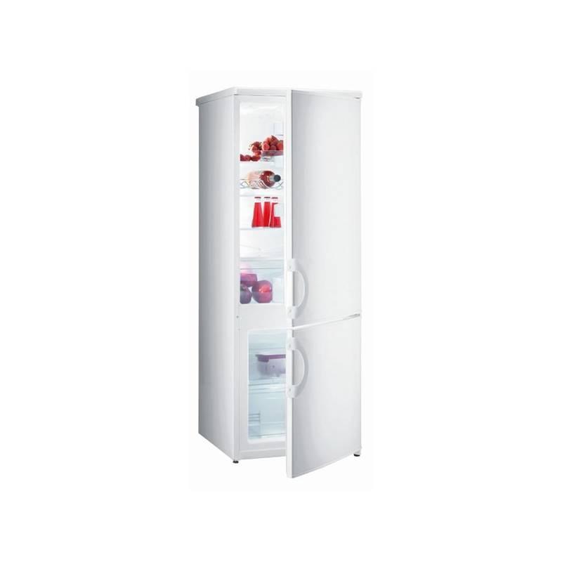 Kombinácia chladničky s mrazničkou Gorenje RC4151W biela + Doprava zadarmo