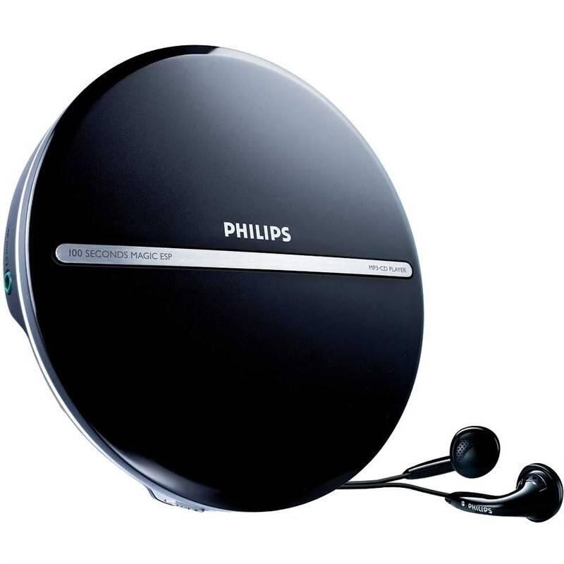 Discman Philips EXP2546 + Doprava zadarmo