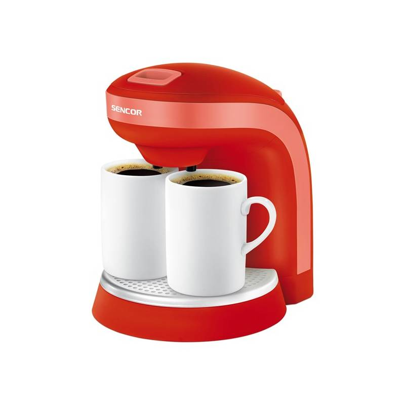 Kávovar Sencor SCE 2003RD červený
