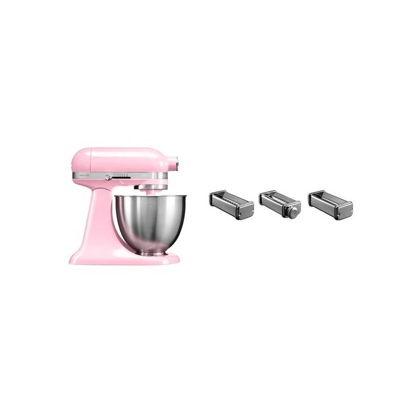 Set KitchenAid - kuchyňský robot 5KSM3311XEGU + KPRA sada strojků na těstoviny + Doprava zadarmo