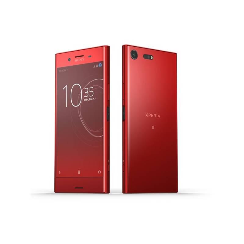 Mobilný telefón Sony Xperia XZ Premium Dual Sim (G8142) - Roso (1310-8497) + Doprava zadarmo