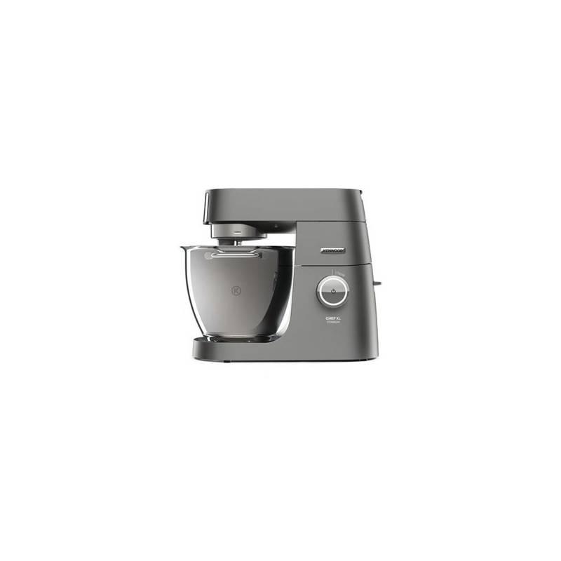 Kuchynský robot Kenwood Chef XL Titanium KVL8470S sivý